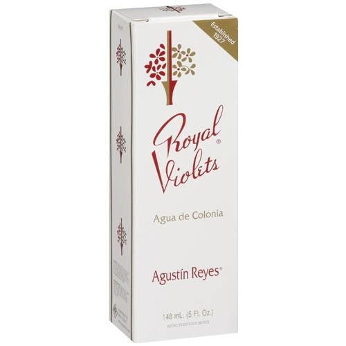 Image of Royal Violets Agustin Reyes Cologne, 5 fl oz