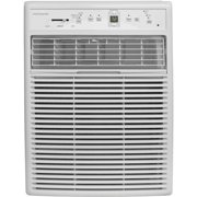 Frigidaire 8,000 BTU 115V Slider/Casement Room Air Conditioner with Full-Function Remote Control, White