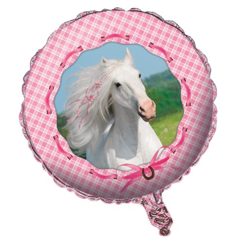 Heart My Horse 18 inch Foil Balloon