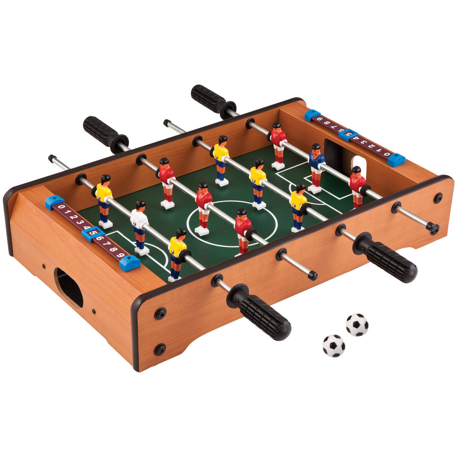 Mainstreet Classics Table Top Foosball Table, 25Lx20Wx4H by Generic