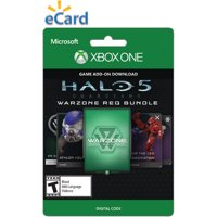 Halo 5 Guardians (Xbox One) Warzone REQ Bundle (Email Delivery)