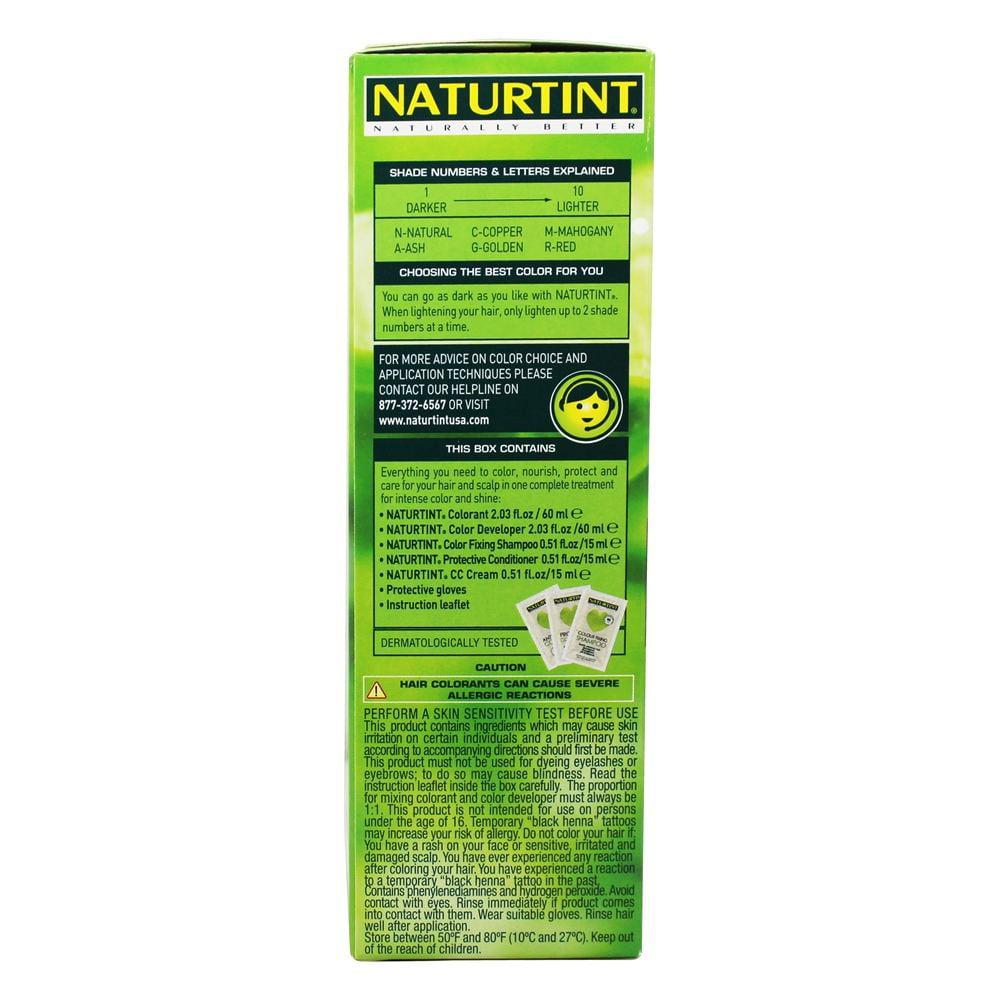 Naturtint Permanent Hair Color 4M Mahogany Chestnut - Walmart.com