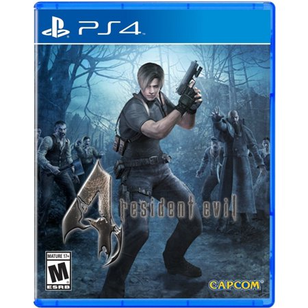 Resident Evil 4 - PlayStation 4 Standard Edition, Legendary Visuals - Resident Evil 4 features a breathtaking visual style and effects. By