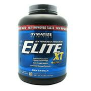 Dymatize Elite XT Extended Release, Rich Vanilla, 64 Oz
