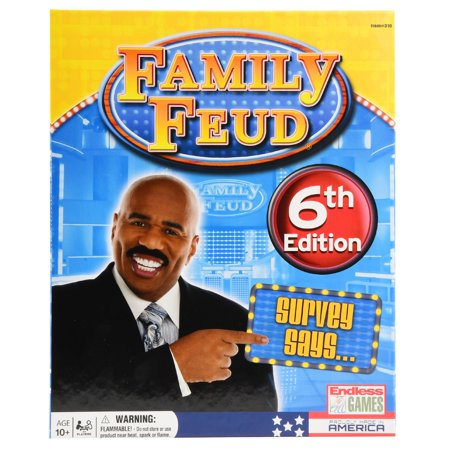 Family Feud 6th Edition - Sixth Grade Halloween Games