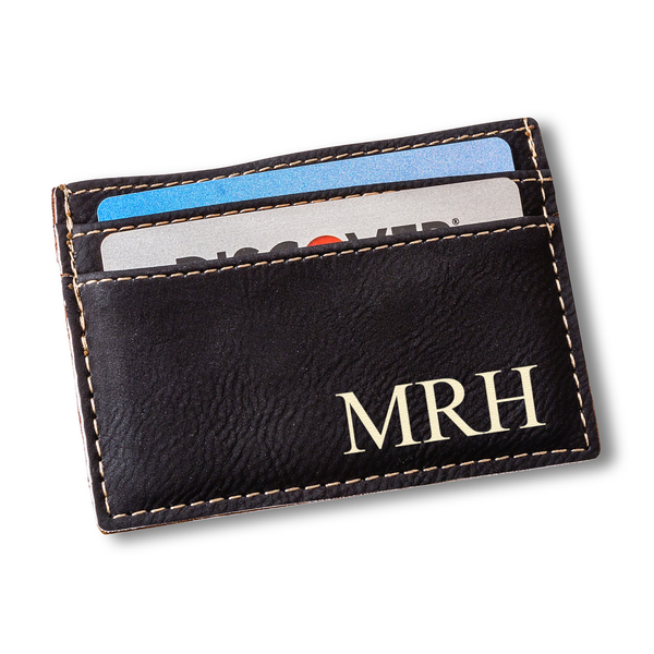 Dermatology Personalized Engraving Included Money Clip Wallet
