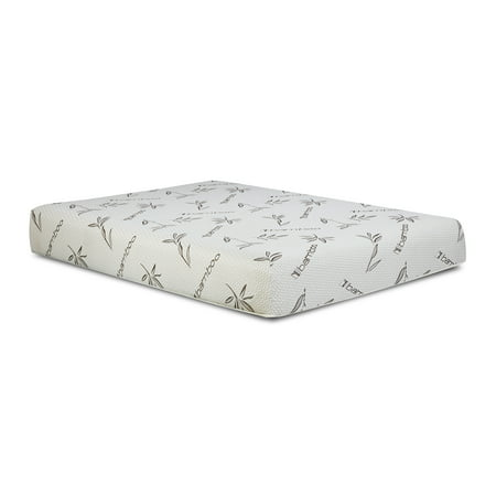 "SoftMor 10"" Memory Foam Mattress - Medium Firm, Multiple Sizes"