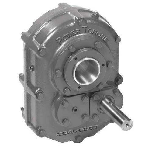 HUB CITY PT21107-25 Speed Reducer, Indirect Drive, 25:1