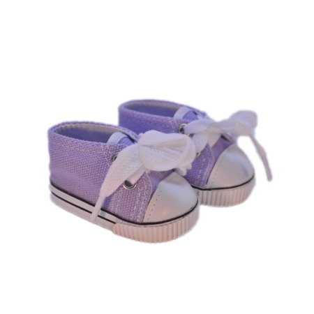 My Brittany's Lavender Sneakers for American Girl Dolls and My Life as Dolls