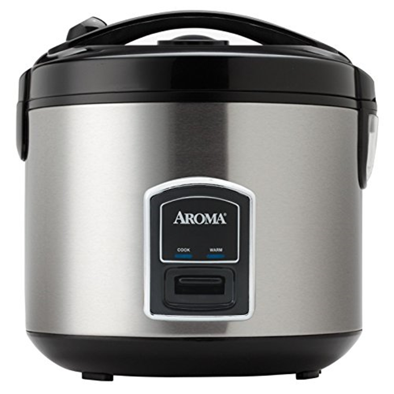 Professional 20 Cup Stainless Steel Rice Cooker And Food Steamer