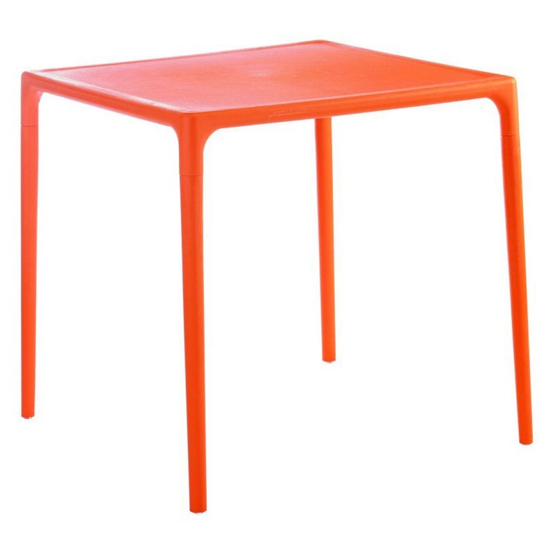 Compamia ISP800-ORA Mango Square Dining Table - Orange