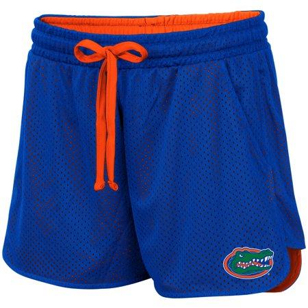 Florida Gators Colosseum Women's Shoes First Mesh Shorts - Royal ()