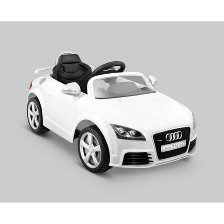6v Audi Tt Rs Battery Powered Ride On