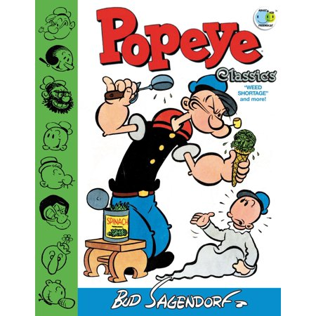 Popeye Classics: Weed Shortage and more!