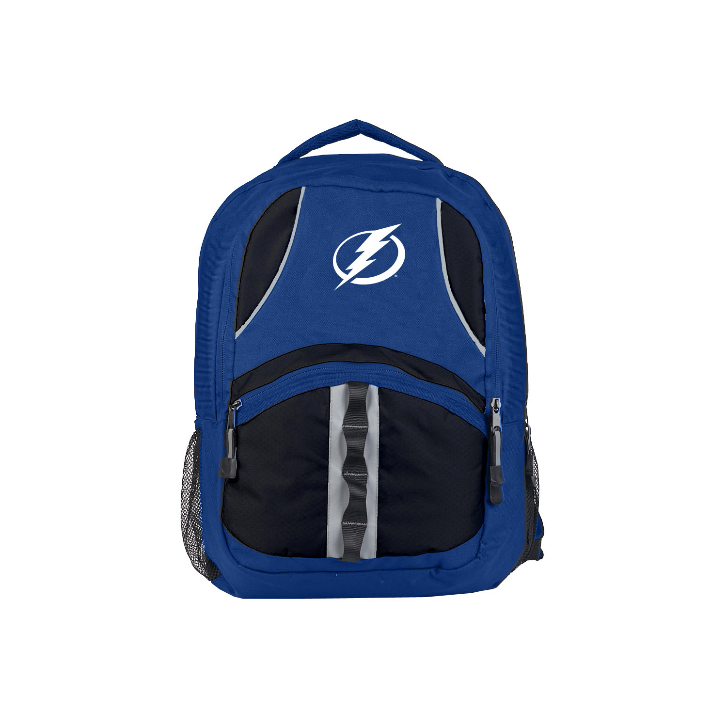 "NHL Tampa Bay Lightning ""Captain"" 18.5""H x 8""L x 13""W Backpack"