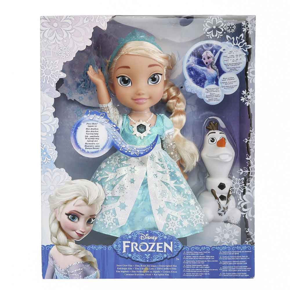 Disney Frozen Snow Glow Elsa Doll by Generic