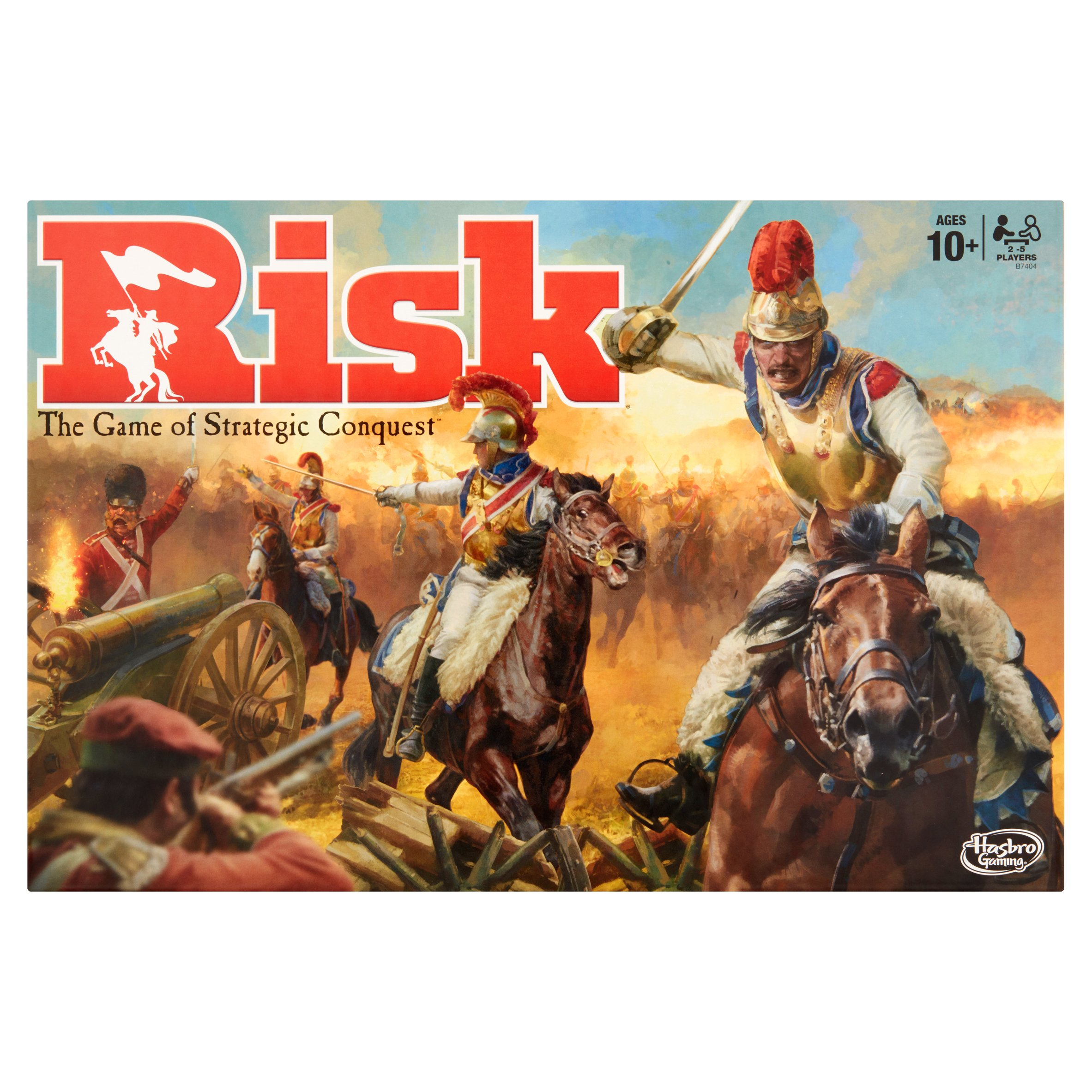 Risk The Game of Stategic Conquest by Hasbro