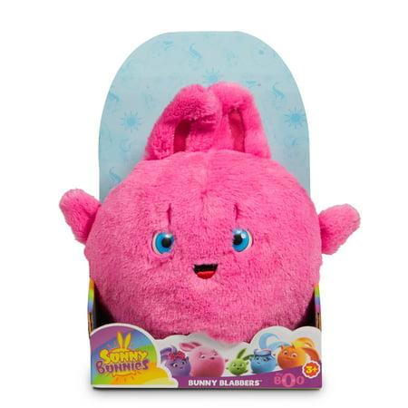 Sunny Bunnies Bunny Blabbers Plush (Boo & Iris)