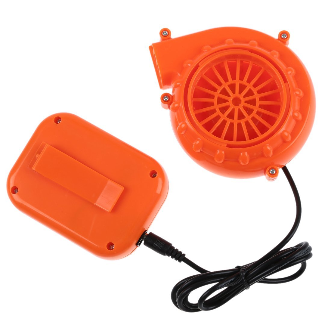 Mini Fan - TOOGOO(R) Mini Fan Blower for Mascot Head Infl...