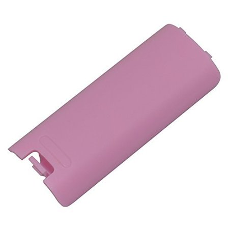 Light Pink Replacement Remote Controller Battery Cover For Nintendo Wii Pink