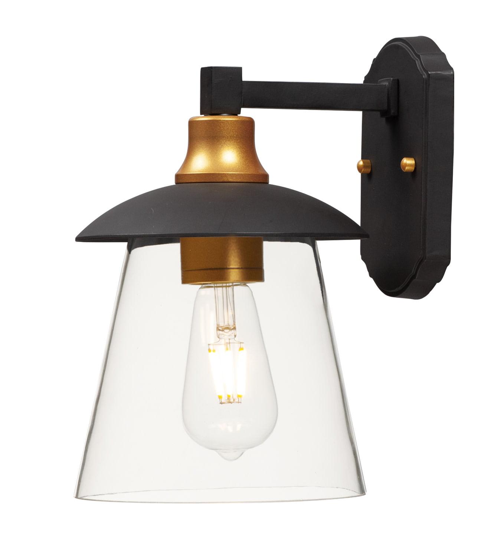"Maxim 10315 Crib Single Light 11"" Tall LED Outdoor Wall Sconce"