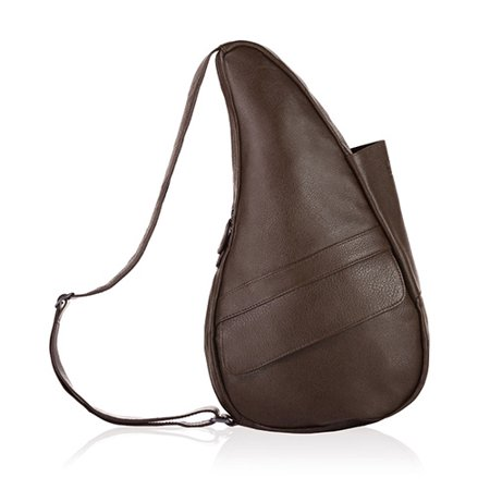 Image of AmeriBag Extra Small Leather Healthy Back Bag - Espresso Extra Small Leather Healthy Back Bag