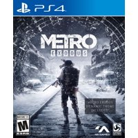 Metro Exodus Day 1 Edition, Square Enix, PlayStation 4, 816819014516