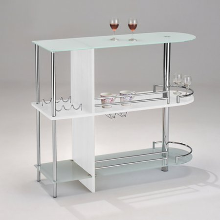 K & B Furniture SC6095 Home Bar ()