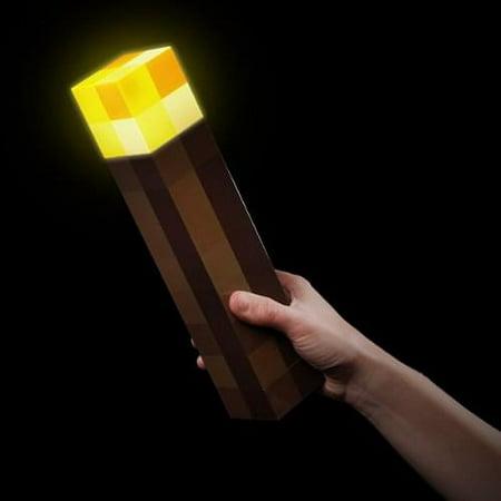 Minecraft Torch (Minecraft Light-Up Torch)