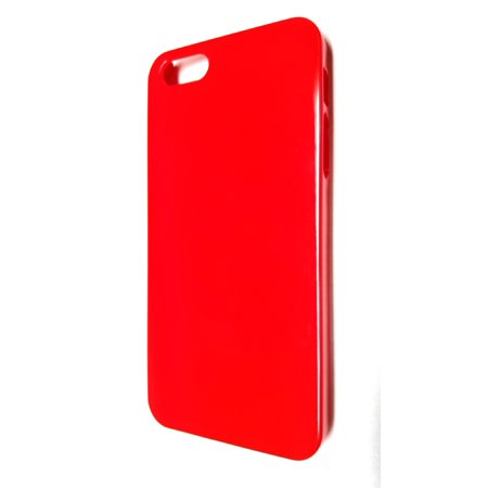 Radioshack Apple Iphone 5S Snap On Cell Phone Case   Red