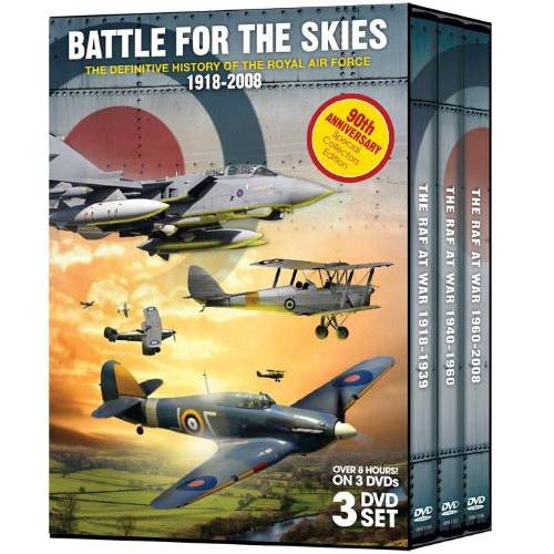 Battle For The Skies: The Definitive History Of The Royal Air Force by MILITARY HERITAGE INSTITUTE