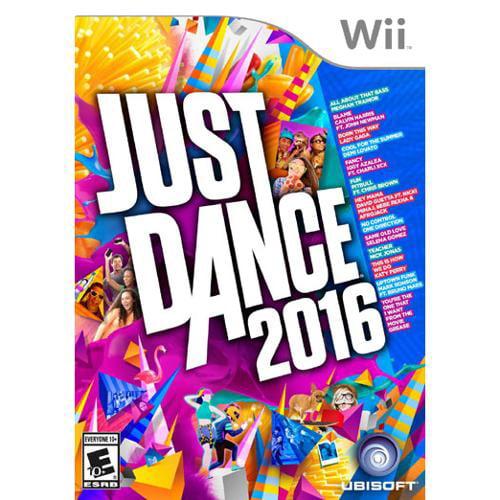 Ubisoft Just Dance 2016 - Entertainment Game - Wii (ubp10701065)