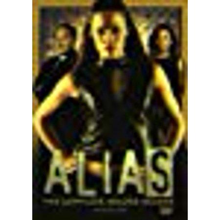 ALIAS - THE COMPLETE SECOND SEASON [DVD BOXSET] [6 DISCS] (Alias 2 Snap)