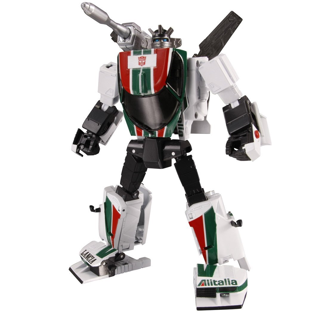 Transformers Masterpiece Figure: MP-20 Wheeljack by Takara