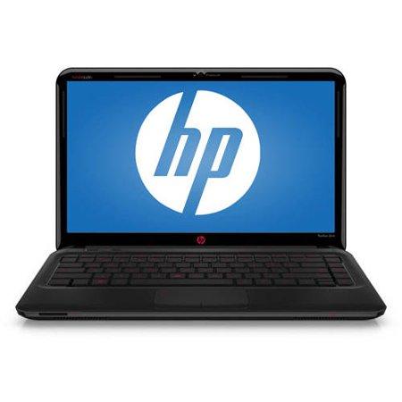 "HP Refurbished Black 14"" Pavilion Beats Edition dm4-3099se Laptop PC with Intel Core i5-2450M Processor, 6GB Memory, 640GB Hard Drive and Windows 7 Home Premium"