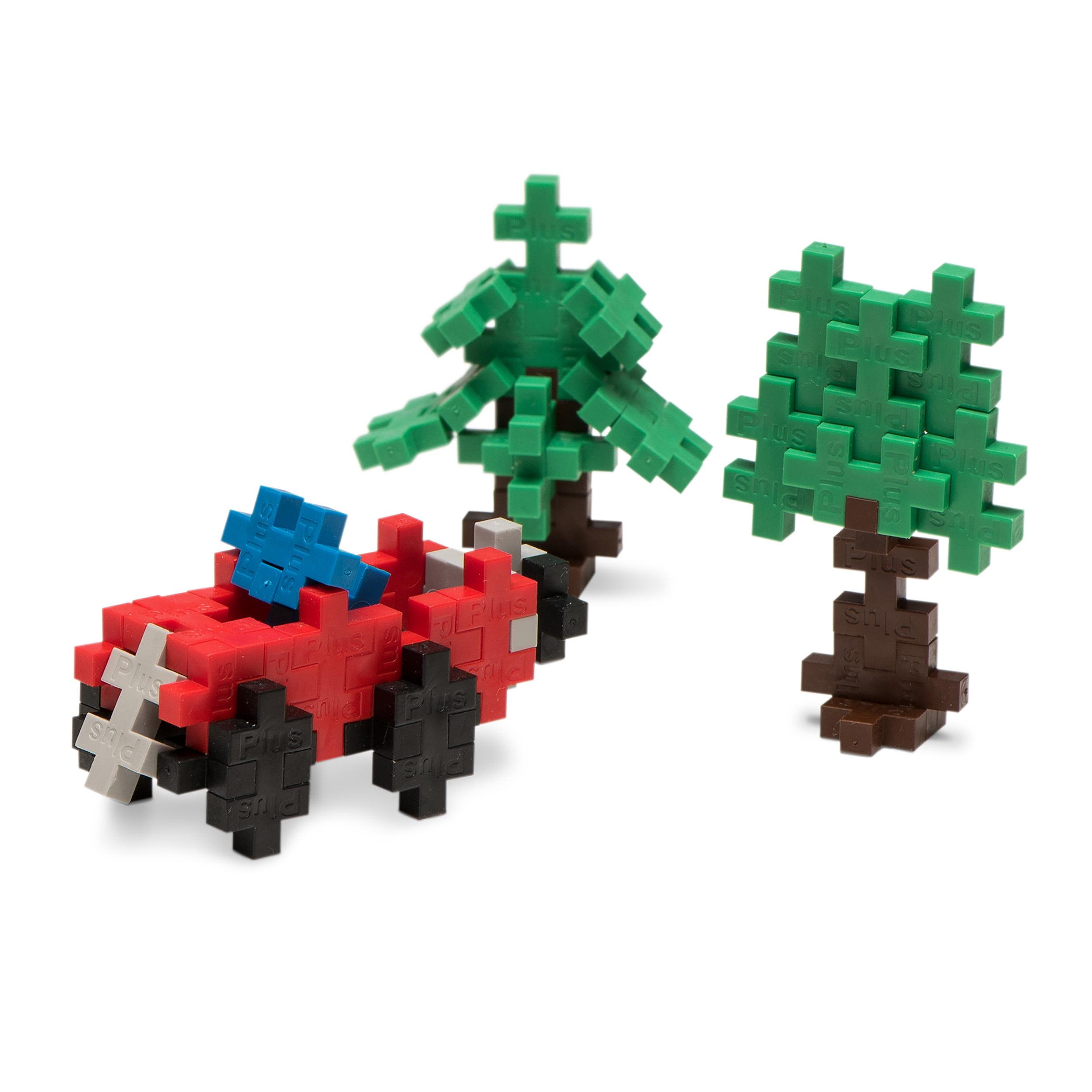 Construction Building Stem//Steam Toy Mini Puz 240 Piece Basic Mix PLUS PLUS