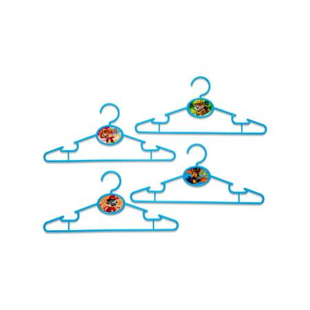 Nick Jr  Paw Patrol Infant   Toddler Hangers  50 Pack