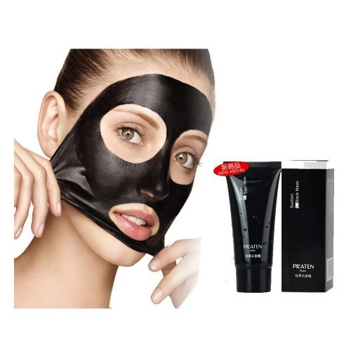 Pilaten Blackhead Remover,tearing Style Deep Cleansing Purifying Peel Off the Black Head,acne Treatment,black... by ppmarket