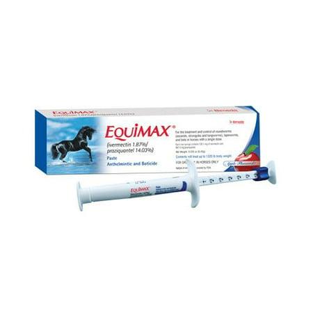 Animal Health International PFG421 Horse Dewormer Paste, 6.42-gm.