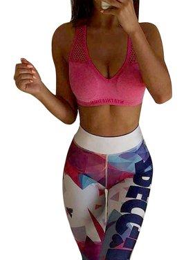9b9193311 Product Image Women Geometric Print Pants High Waist Yoga Training Pants  Sports Fitness Leggings Running Gym Stretch Exercise