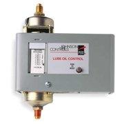 JOHNSON CONTROLS P128AA-17C Lube Oil Pressure Control, 8 to 70 psi