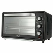 Rosewill 6-Slice Toaster Oven, Stainless Steel Countertop Toaster Oven