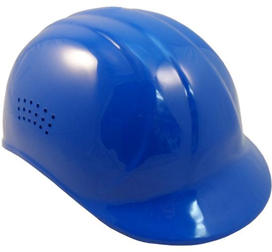 ERB SAFETY Bump Cap,Baseball Cap,Blue 67