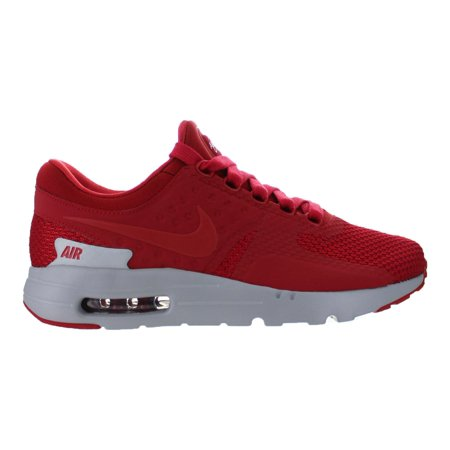 big sale df4f7 85433 Nike - Mens Nike Air Max Zero Premium Gym Red Wolf Grey White 881982-600 -  Walmart.com