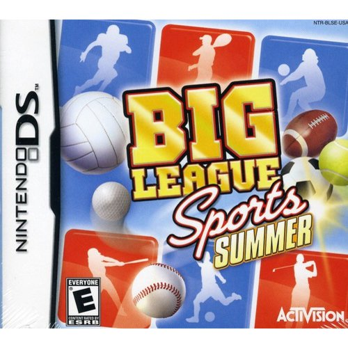 Big League Sports: Summer Sports - Nintendo DS