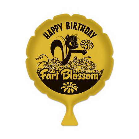 Birthday Fart Blossom Whoopee Cushion 8