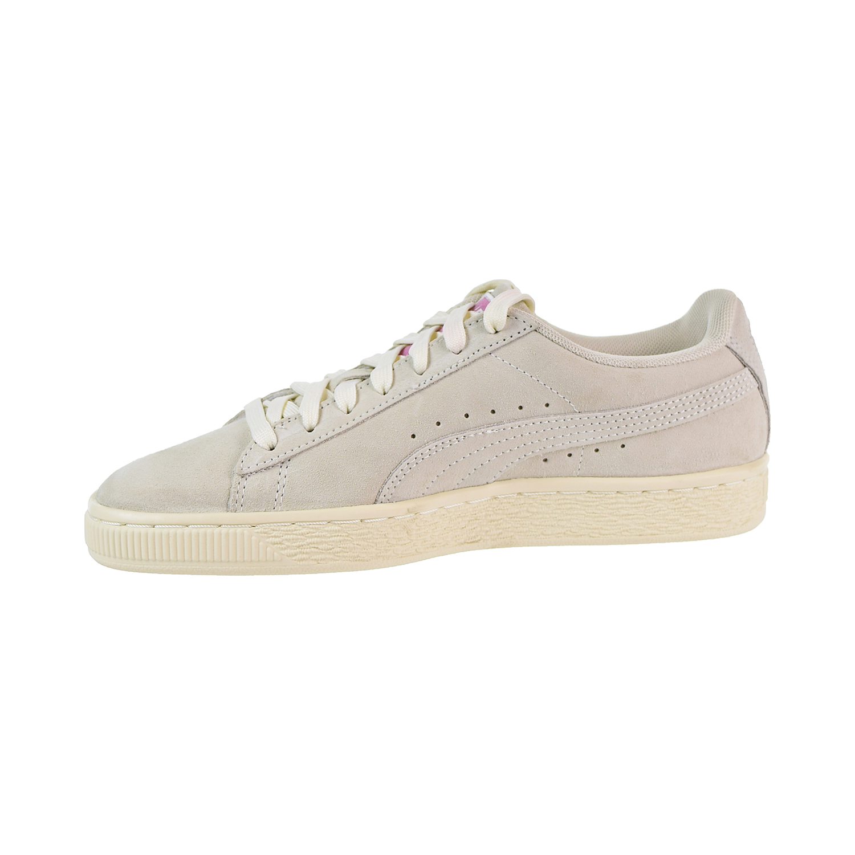 a6ab06e6ff24 PUMA - Puma Suede Hyper Emb Women s Shoes Whisper White Orchid 368137-01 -  Walmart.com