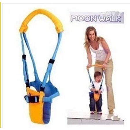 Summer Baby Toddler Learn Walking Cotton Belt Walker Assistant Safety Harness for Ages 6 Months And UpSize : 66 x 31cm - image 4 of 4