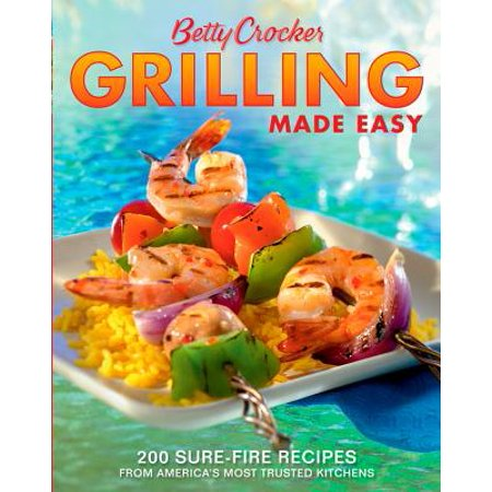 Betty Crocker Halloween Cookbook (Betty Crocker Grilling Made Easy : 200 Sure-Fire Recipes from America's Most Trusted)