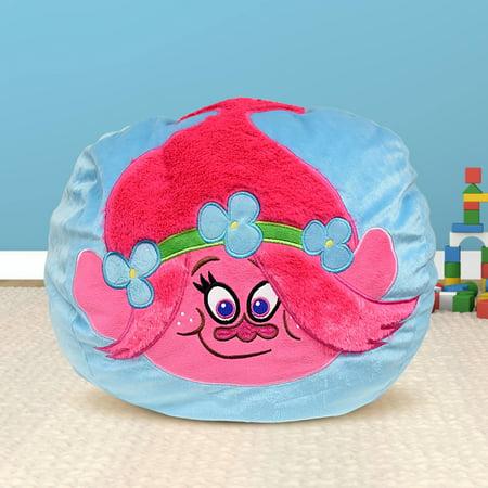 Dreamworks Trolls Figural Bean Bag